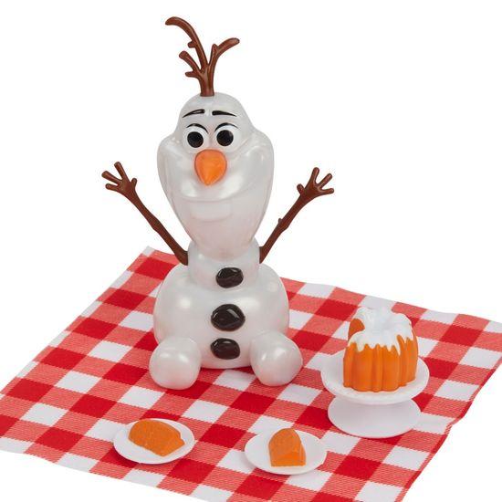 Disney Anna a Olaf jesenný piknik