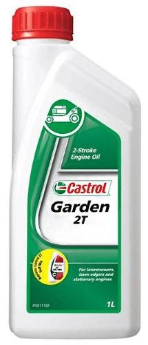 Castrol Garden 2T motorno ulje za kosilice, 1 L