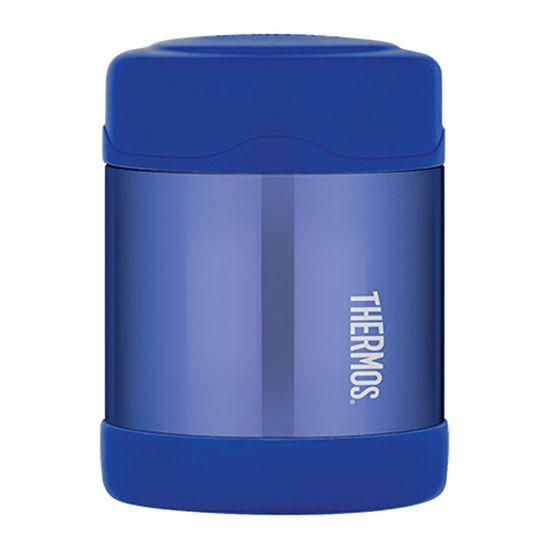 Thermos FUNtainer Gyermek termoszok élelmiszerekhez - kék 290 ml
