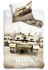 Tip Trade Bavlněné povlečení Tank Army