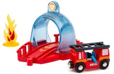 Brio WORLD 33976 SMART TECH SOUND Straż pożarna