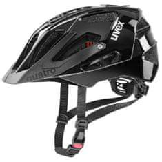 Uvex helma Quatro 52-57 cm All Black 2021