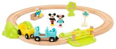 Brio WORLD 32277 Disney and Friends Komplet vlakov Mickey Mouse