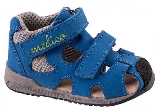 Medico fantovski usnjeni sandali EX4923/M180