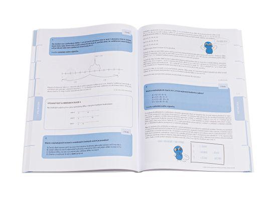 Scio Cvičebnice státní přijímací zkoušky 5. třída