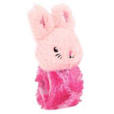 Princess Mimi Rugalmas reaktív öv Mimi hercegnő figurával, Rózsaszín egy nyúl