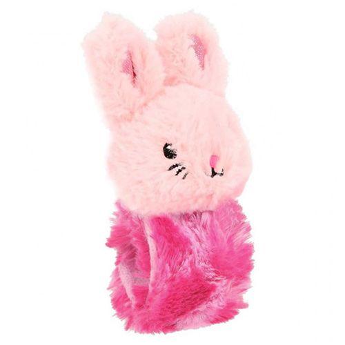 Princess Mimi Prilagodljiv reaktivni pas s figuro , Roza z zajcem