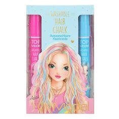 Top Model pralne krede za lase, Louise, modra škatla