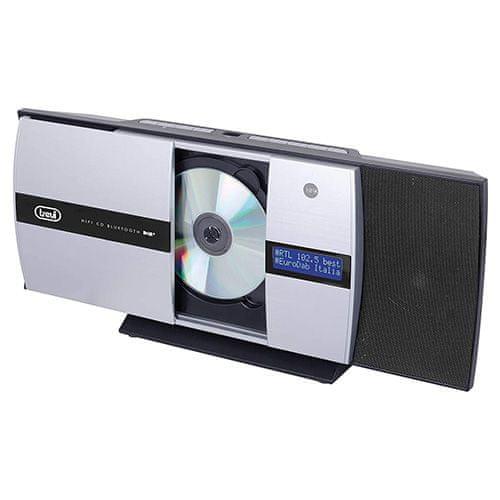 Trevi HCV 10D35 DAB mikro systém,CD,MP3,NFC