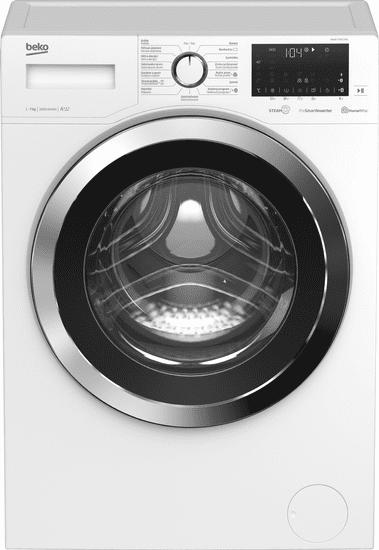 Beko pračka EWUE7736CSX0C + 10 let záruka na motor