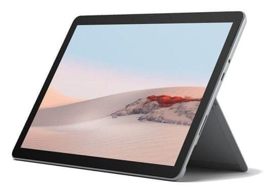 Microsoft Surface GO 2 prenosnik, platinast (STV-00017)