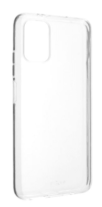 FIXED TPU gelové pouzdro pro Xiaomi Poco M3, čiré FIXTCC-621