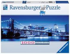 Ravensburger 150502 Soumrak v New Yorku 1000 dílků