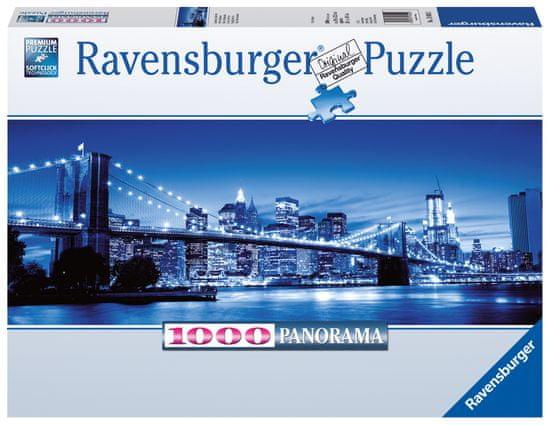 Ravensburger Panorama - Nowy York, 1000 elementów