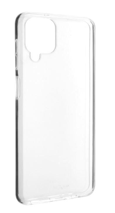 FIXED TPU gelové pouzdro pro Samsung Galaxy M12, čiré FIXTCC-644