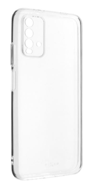 FIXED TPU gelové pouzdro pro Xiaomi Redmi Note 9 4G, čiré FIXTCC-659