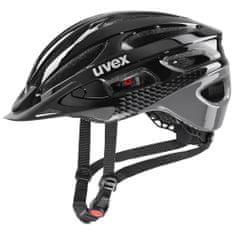 Uvex helma True 52-55 cm Black-Grey 2021