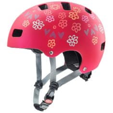 Uvex helma Kid 3 CC 51-55 cm Dark Red 2021