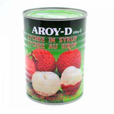 Aroy-d Aroy D kompot liči v sirupu 565g