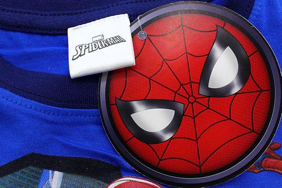"""SETINO Fantovska bombažna pižama """"Spiderman"""" - temno modra"""