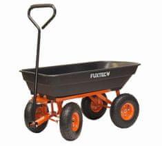 Fuxtec Zahradní sklápěcí vozík FX-KW2175