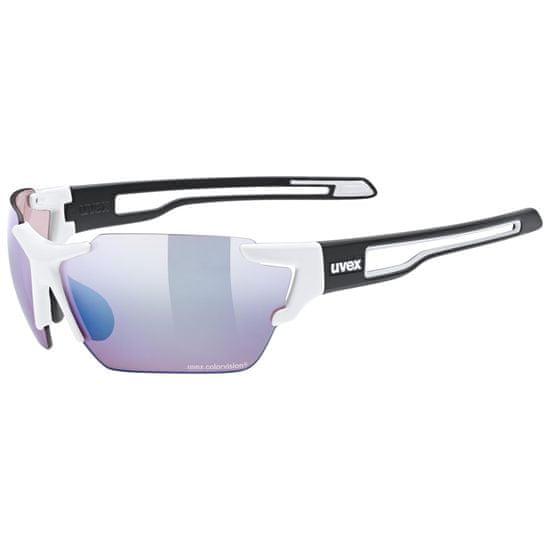 Uvex brýle Sportstyle 803 CV White-Black Mat (8296)