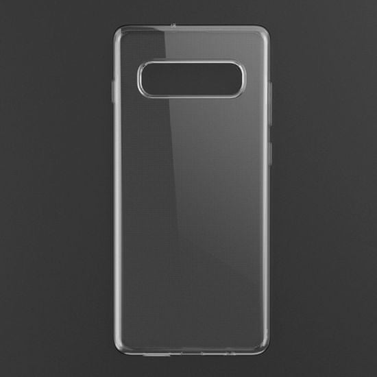 Oem Etui silikonowe Ultra Slim 0.3mm do Huawei P Smart - przezroczyste