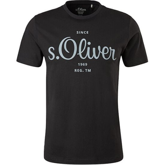 s.Oliver Férfi póló Regular Fit 130.11.899.12.130.2057432.9999