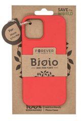 """Forever Zadný kryt Bioio pre Apple iPhone 12 Pro Max (6,7"""") červený GSM102600"""