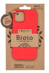 """Forever Zadný kryt Bioio pre Apple iPhone 12/iPhone 12 Pro (6,1"""") červený GSM102597"""