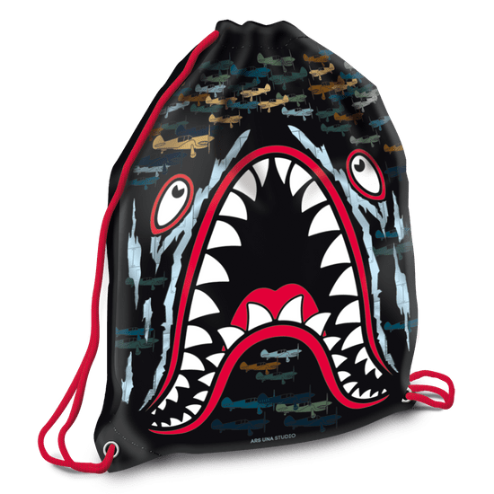 Ars Una Ars Una Sáček na přezůvky Flying Sharks