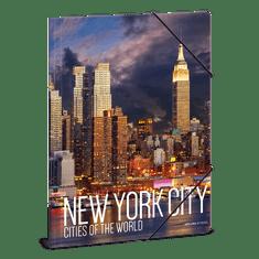 Ars Una Ars Una Složka na sešity New York A4