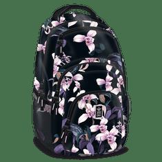 Ars Una Studentský batoh Ars Una Orchideje AU2