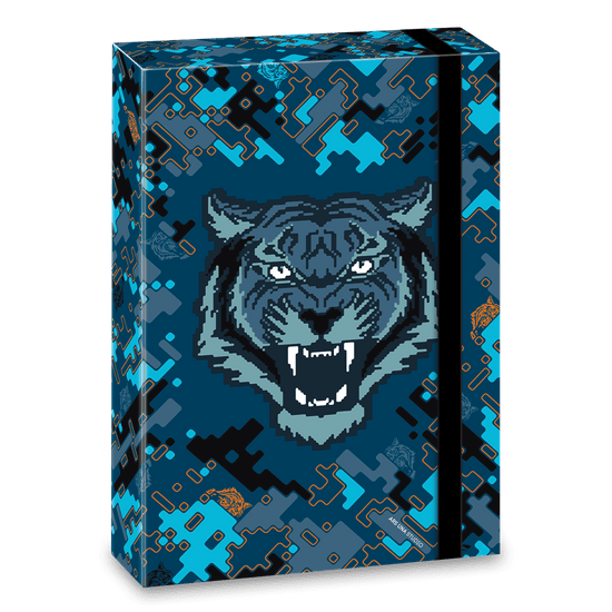 Ars Una Box na sešity Roar of the Tiger A4