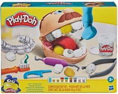 Play-Doh Zubař Drill n Fill