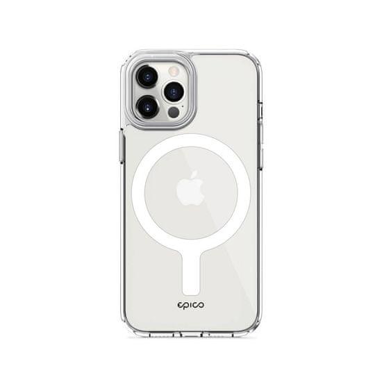EPICO etui ochronne Hero Magnetic Magsafe iPhone 12 Mini, transparentny