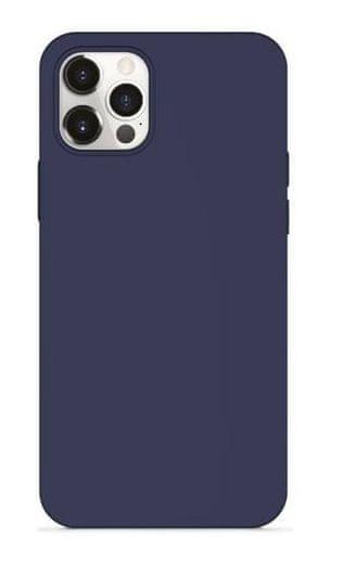 EPICO SILICONE MAGNETIC - MAGSAFE COMPATIBLE CASE iPhone 12 mini - kék 49910101600003