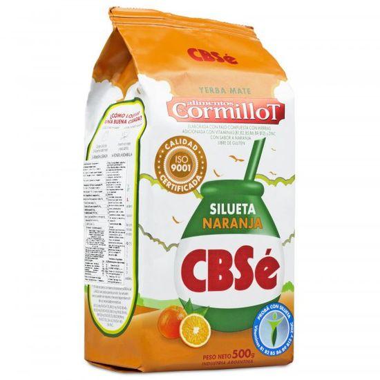 CBSe Silueta Naranja 500g