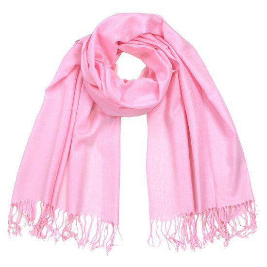 Art of Polo Dámska šatka sz18636 .3 Light pink