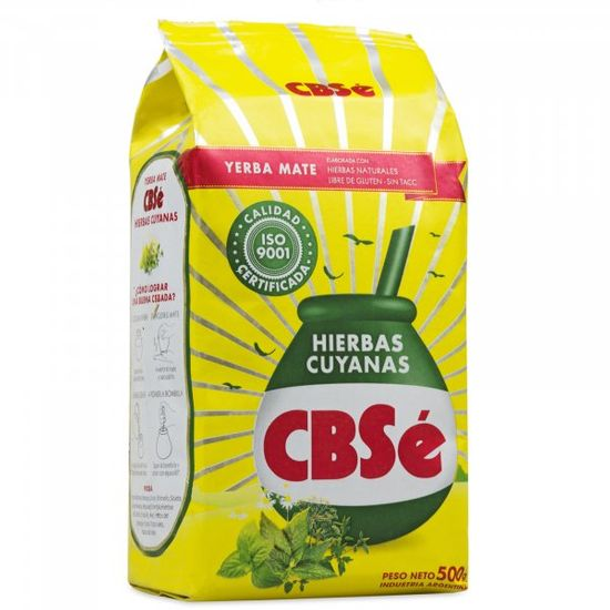 CBSe Hierbas Cuyanas, 500 g