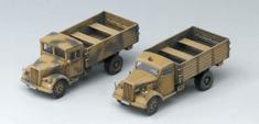 shumee German Cargo Truck (Early&Late)