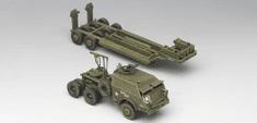 shumee Model plastikowy US Tank Transporter Dragon Wagon