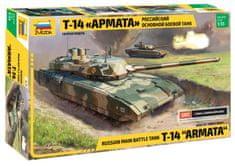 shumee Ruský hlavný bojový tank T-14 Armata