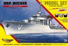 shumee ORP 'Wicher' wz.35 [polský torpédoborec druhé světové války]
