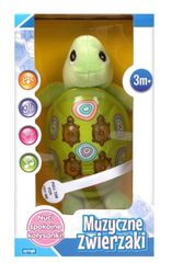 shumee Hudební hračka - želva