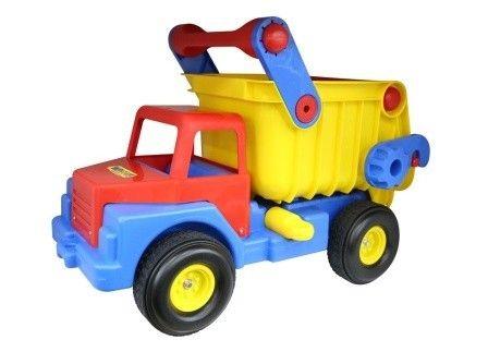 shumee Pojazd Wywrotka Nr1 z gumowymi kołami