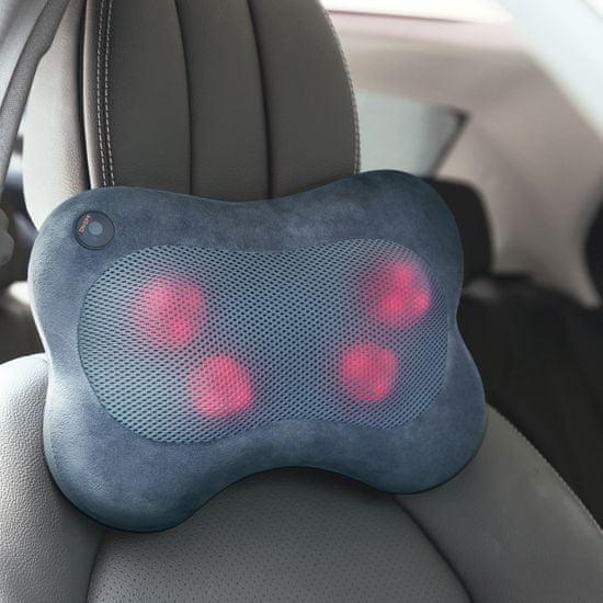 Naipo masažna naprava za hrbet in vrat MGP-129M