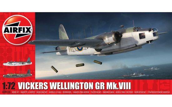 shumee Model Samolotu Vickers Wellingto n Mk.VIII
