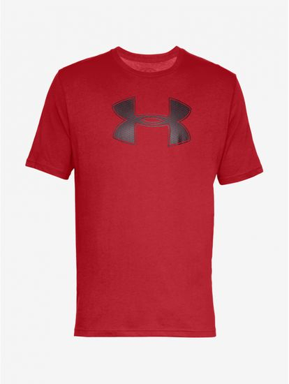 Under Armour Tričko Under Armour Big Logo Ss Red (1329583-600) XL