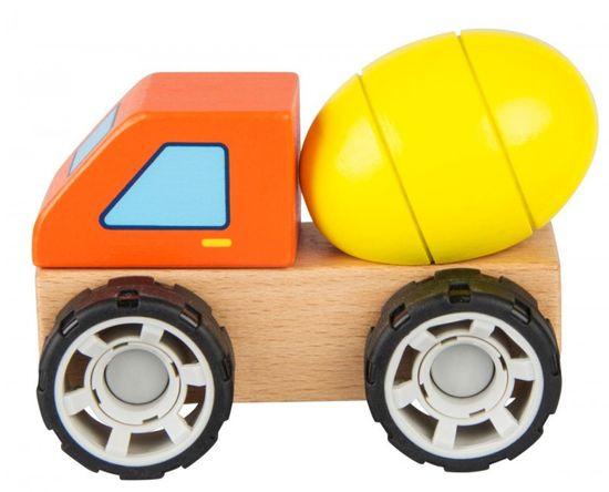 shumee Klocki drewniane samochód Betoniarka